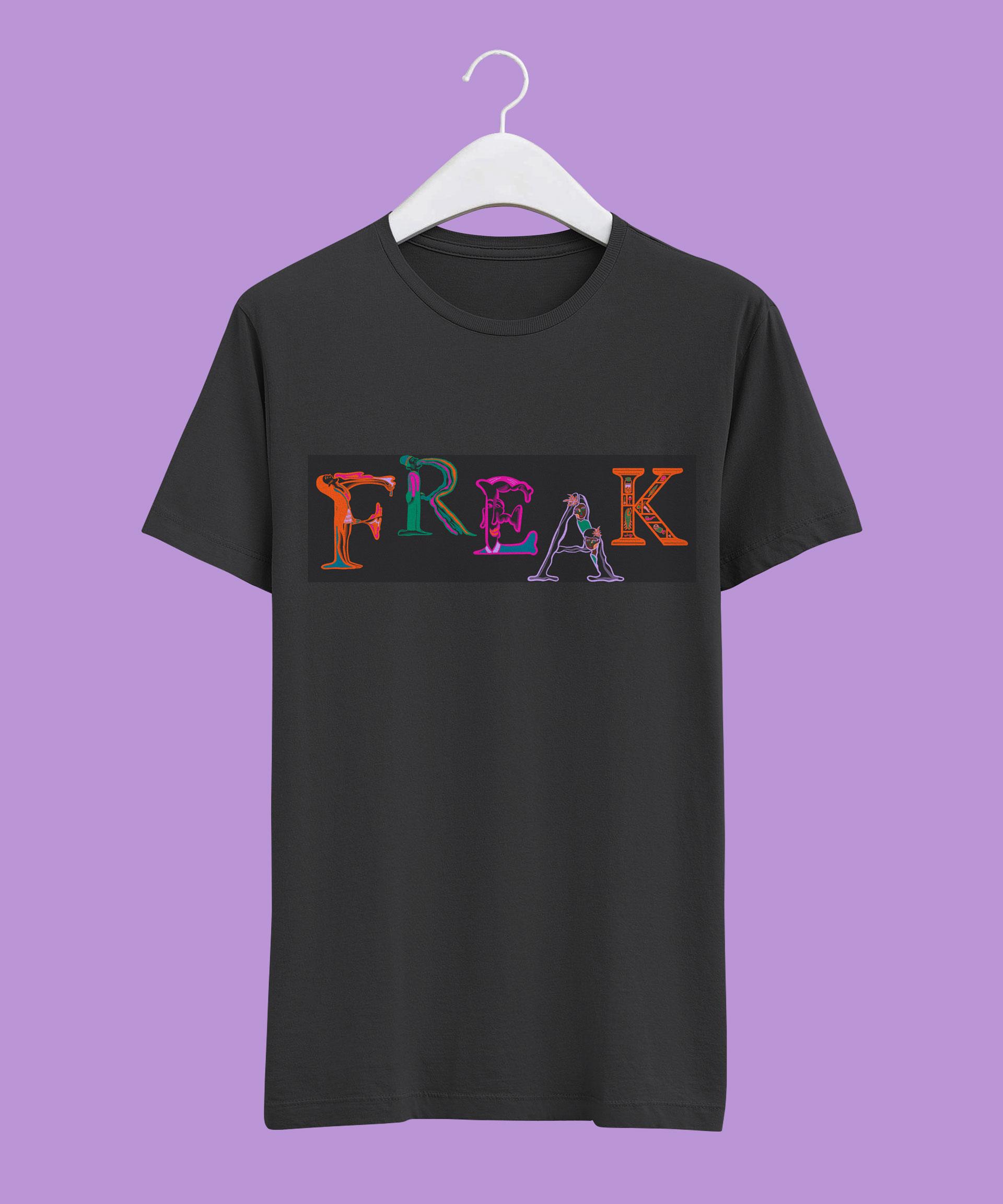2-FreakFont-Gray-Shirt