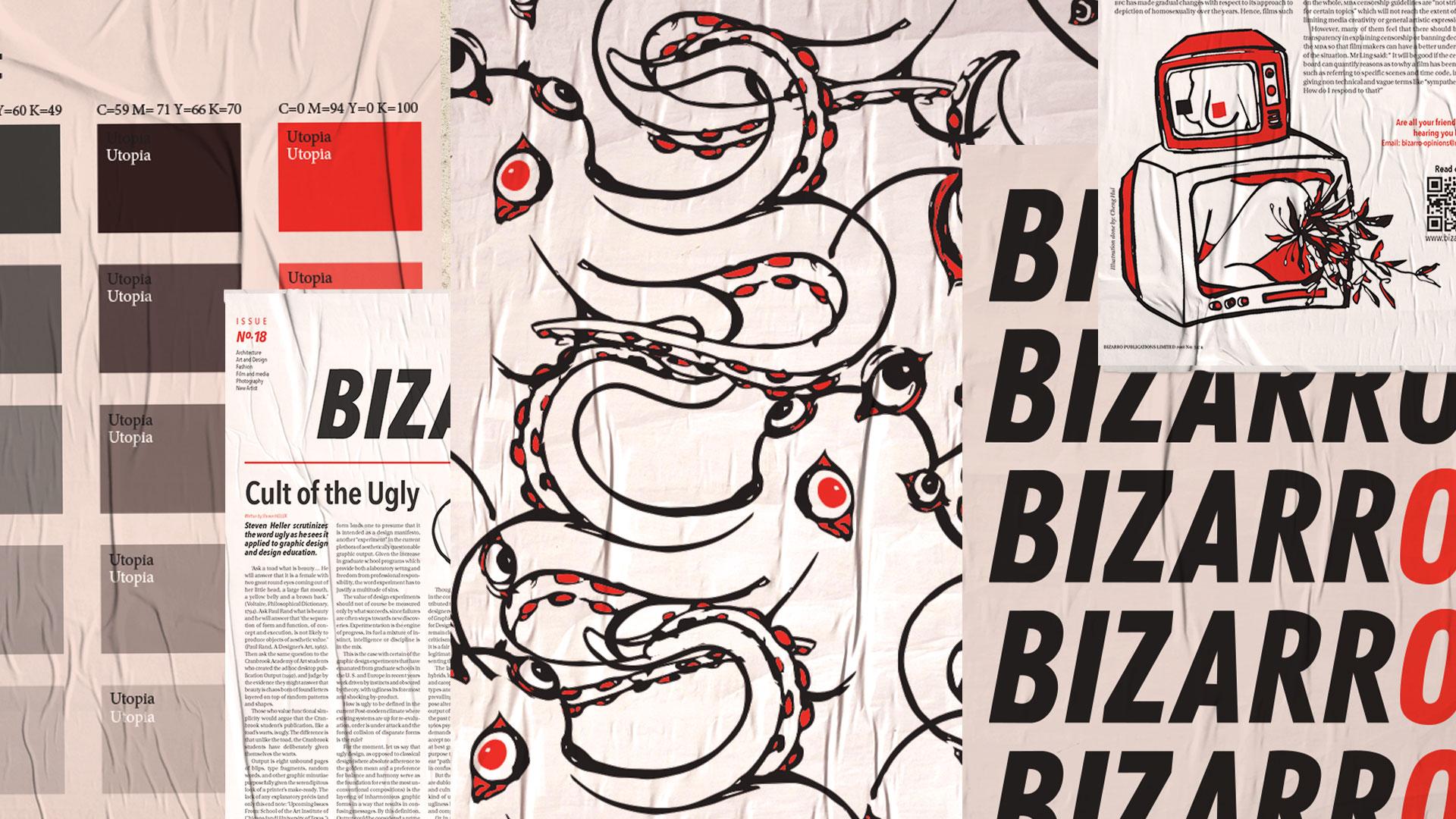 Bizarro-Cover