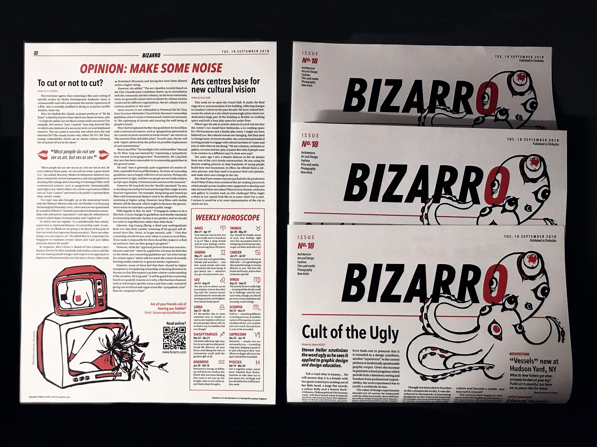 Bizarro-Set-1