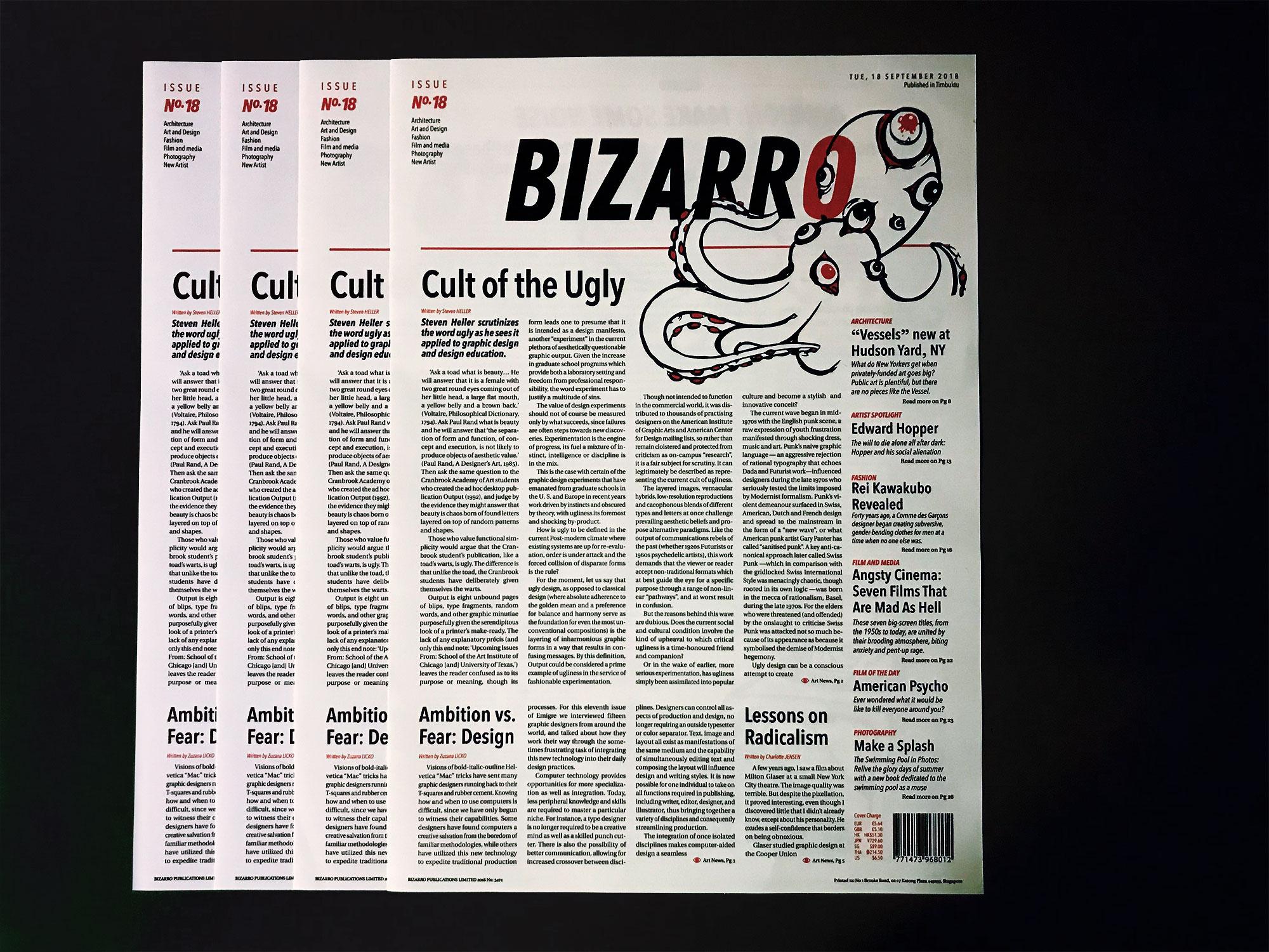 Bizarro-Set-2